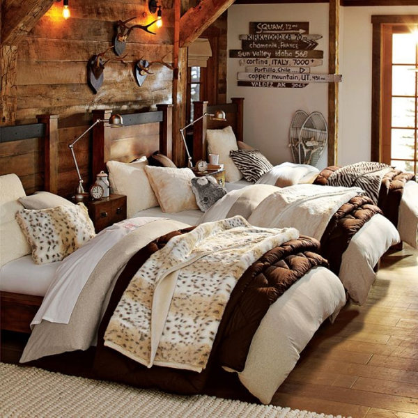 Winter home decor for the teen bedroom adorable home - Winter bedroom decor ...