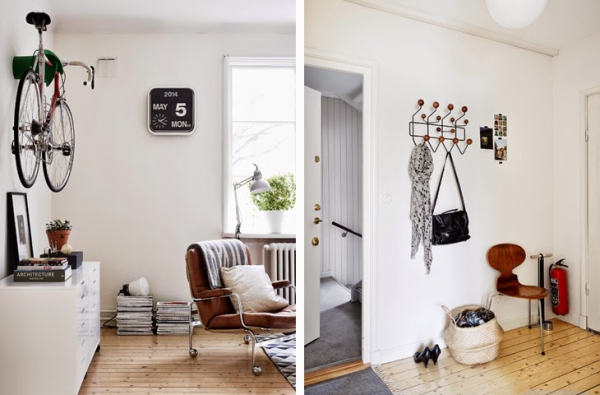 Wonderful apartment with a Scandinavian twist (5)