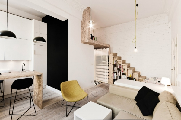 Wonderful small apartment ideas 3