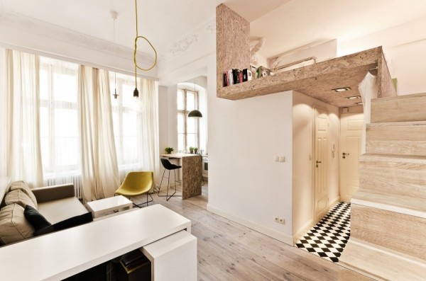 Wonderful Small Apartment in Poland – Adorable Home