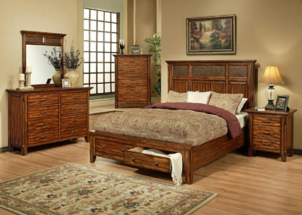 Wooden bedroom sets adorable home for Bedroom ideas oak bed