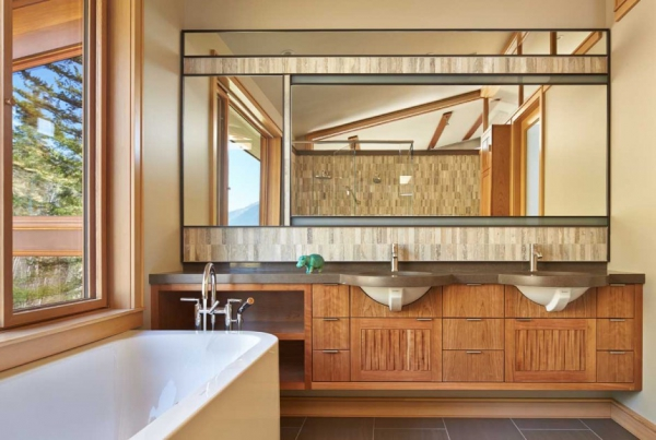 Wooden residence in all its abstract glory  (12)