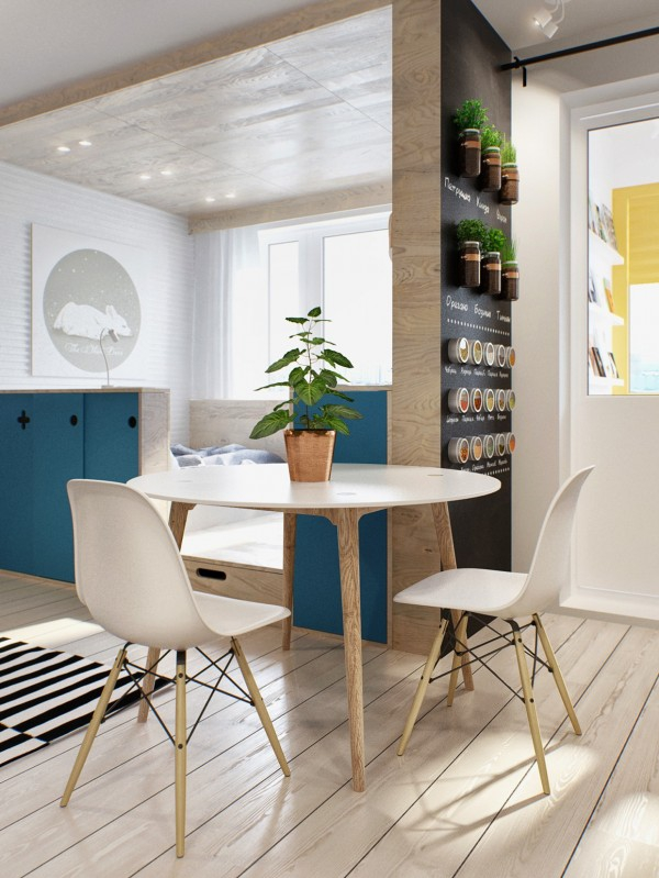gorgeous studio apartment  (4)