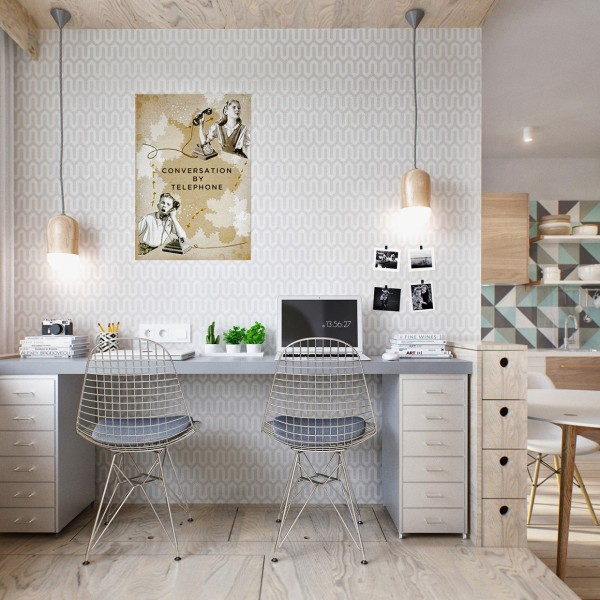 gorgeous studio apartment  (7)