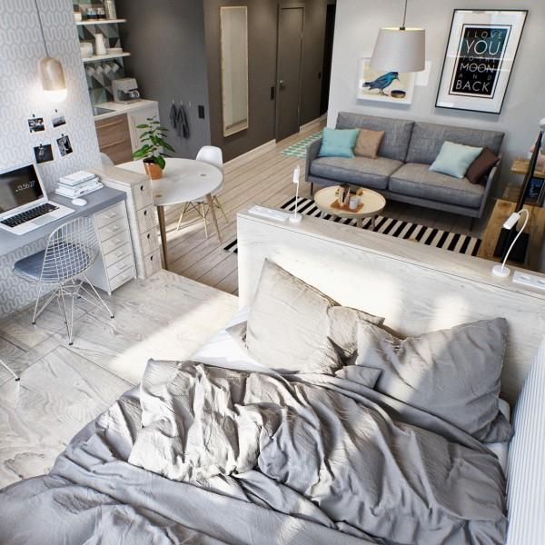 gorgeous studio apartment  (8)