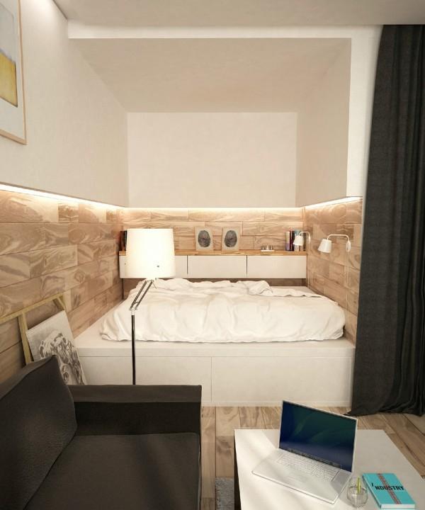 modern studio apartment (7)