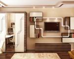 Beautiful two bedroom apartment in Kiev