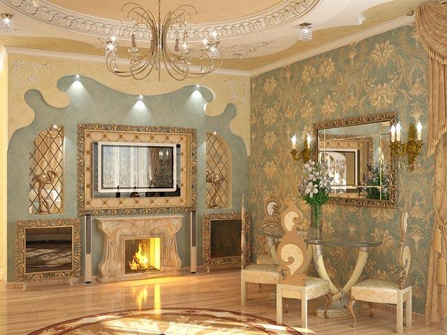 Neo Baroque House Design