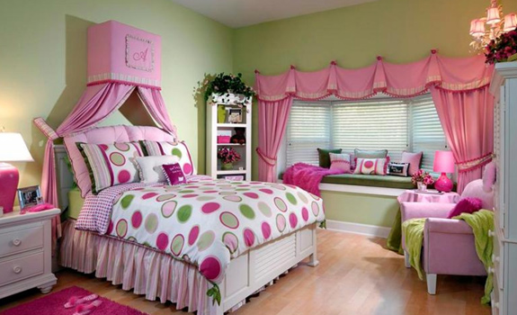 Little Girl's Room Design Ideas