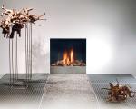 Modern Fireplaces - Frameless