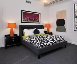 Bedroom design collection