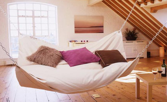 Hammock In The Interior Adorable Home