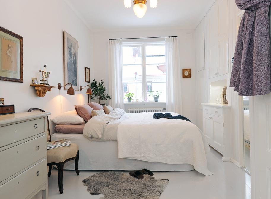 Bright bedroom design (1)