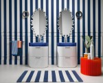 Colorful bathroom design (2)