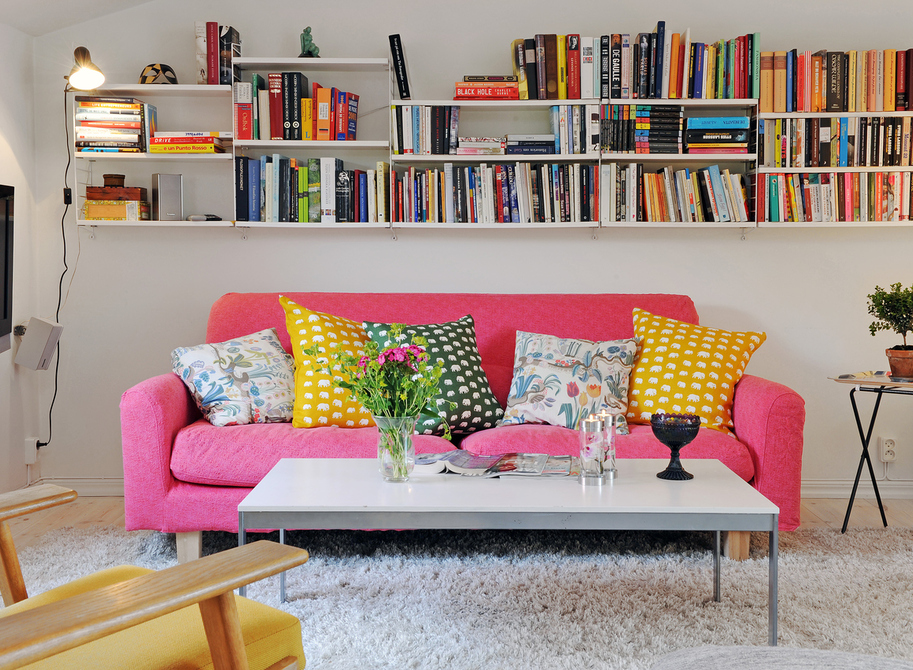 Great Living Room Design From Sweden Adorable Home