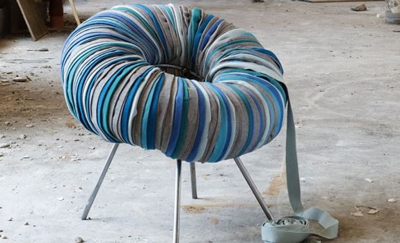 Creative round chair