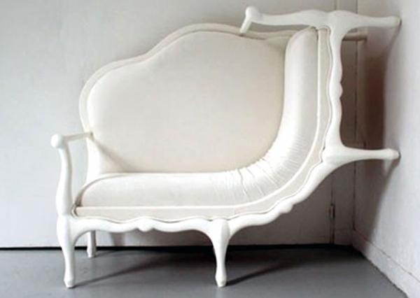A creative sofa design