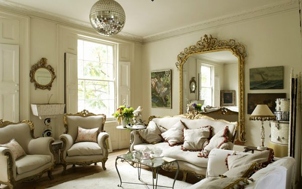 Wondrous house in London (1)