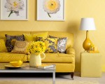 Yellow living room designs (2)