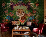 Bold and colorful wallpaper designs (2)