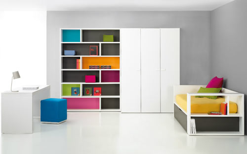 Modern kid's room design (6)