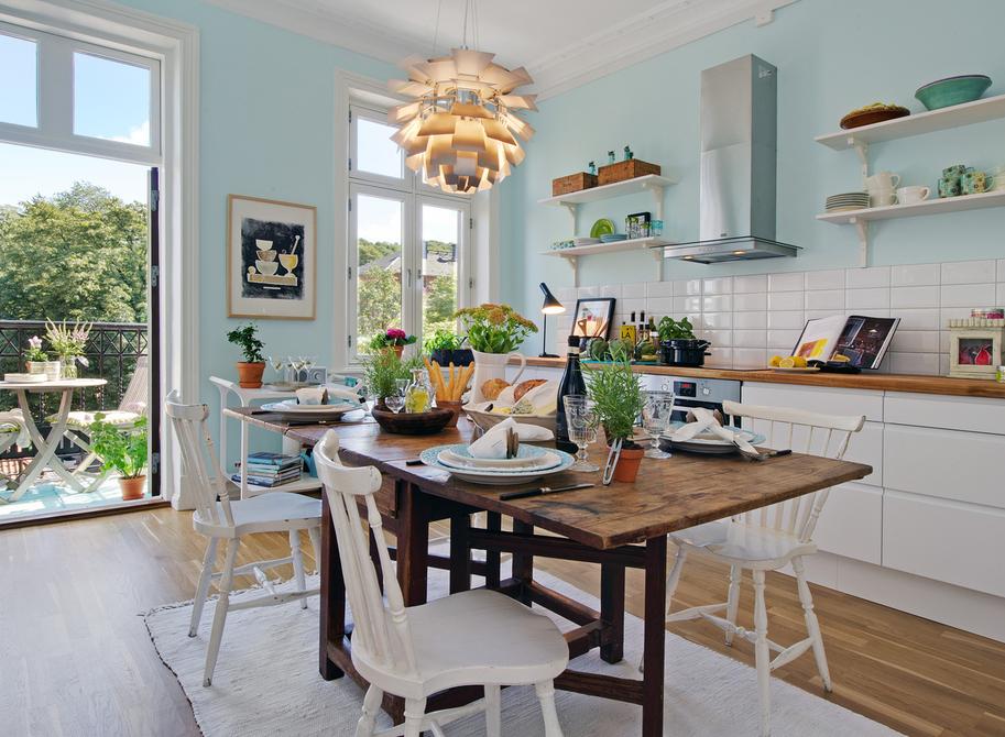 Simple&Cozy kitchen design (1)