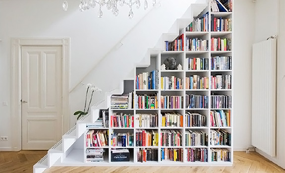 Staircase as a Storage Space