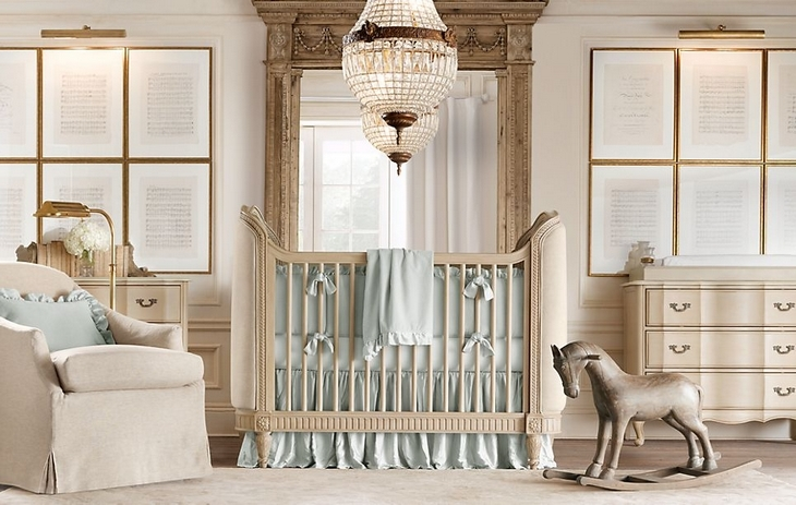 Stylish nursery rooms (1)