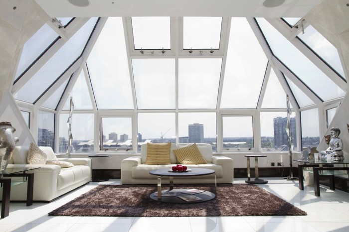 Stylish rooftop apt in Chelsea (2)