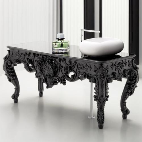 Aristocratism in the bathroom (1)