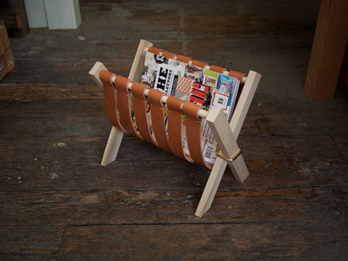 DIY magazine rack (1)