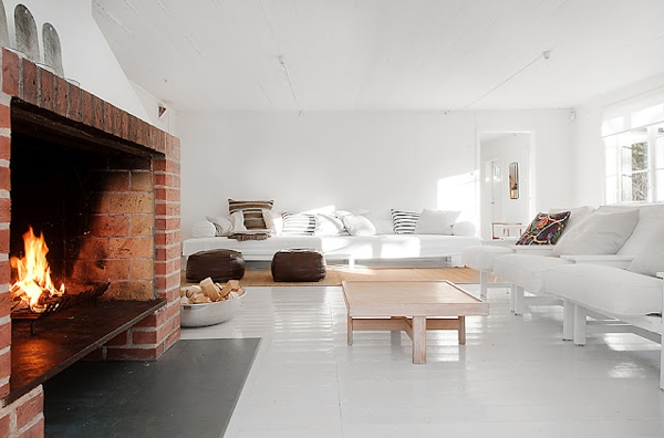White living room designs (5)