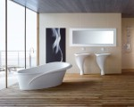 Calla lily bathroom furniture (1)