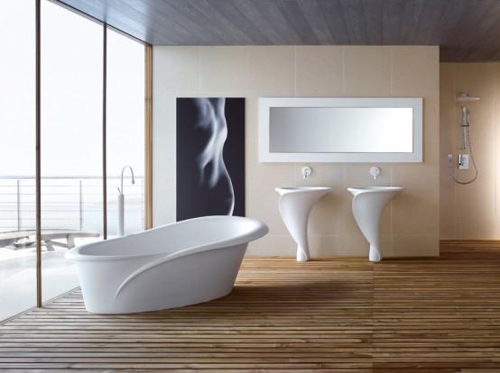Calla lily bathroom furniture (1)