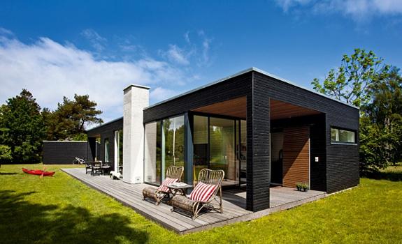 One-storey House in Denmark