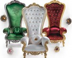 Regal Armchair Throne by Caspani (2)