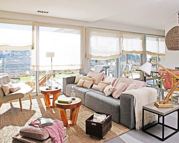 Sunny home in Barcelona (3)