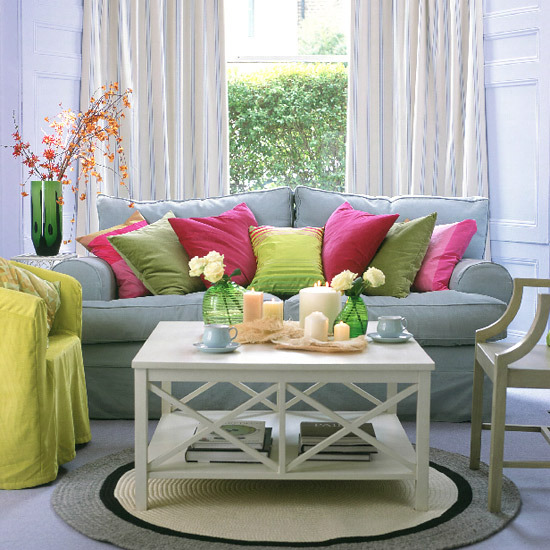green living room designs  (2)