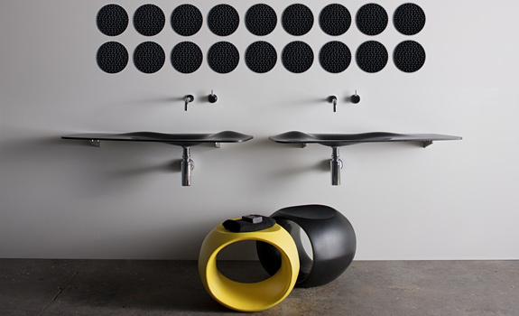 Beautiful Washbasins by Omvivo