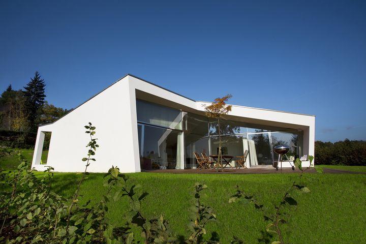 Contemporary house design (2)