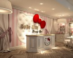Hello Kitty interior design (2)