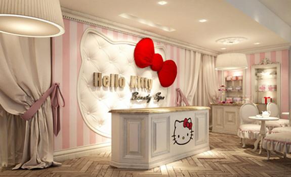 Hello Kitty Interior Design Adorable Home