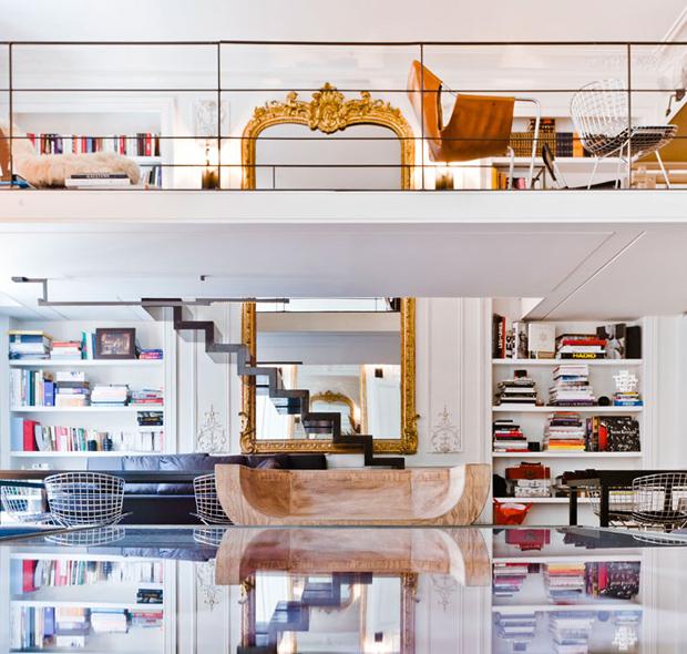 Luxury apartment in Paris (1)