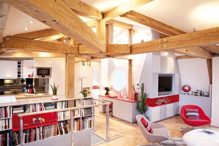 Modern duplex in Paris (1)