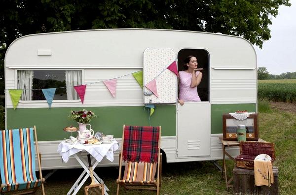 Vintage caravan dreams