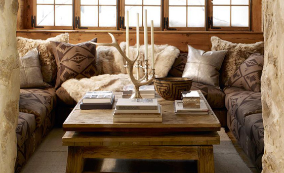'Alpine Lodge' Collection by Ralph Lauren Home – Adorable Home