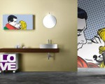 Contemporary bathroom vanities (1)