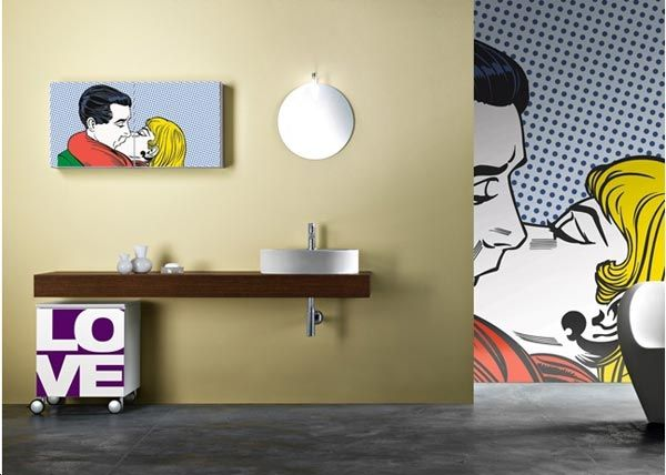 Contemporary bathroom vanities (1)