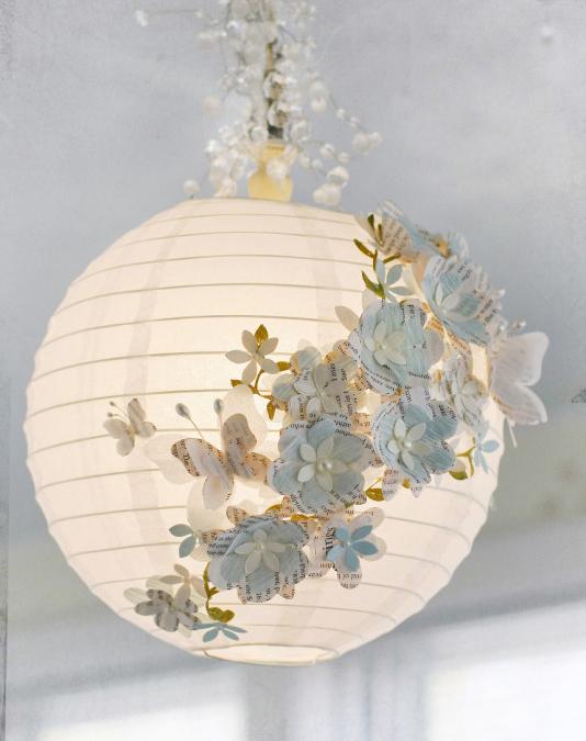 DIY 3D paper lamp (13)
