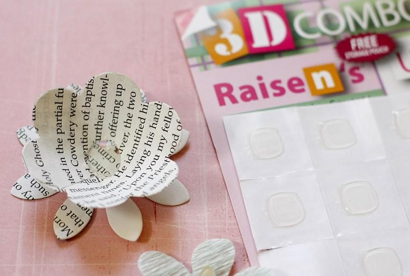 DIY 3D paper lamp (3)
